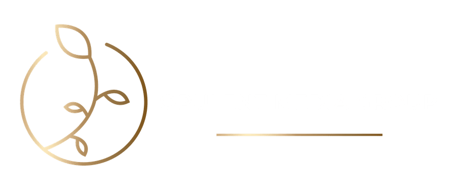 Cropped Opulent Media Group Logo Set