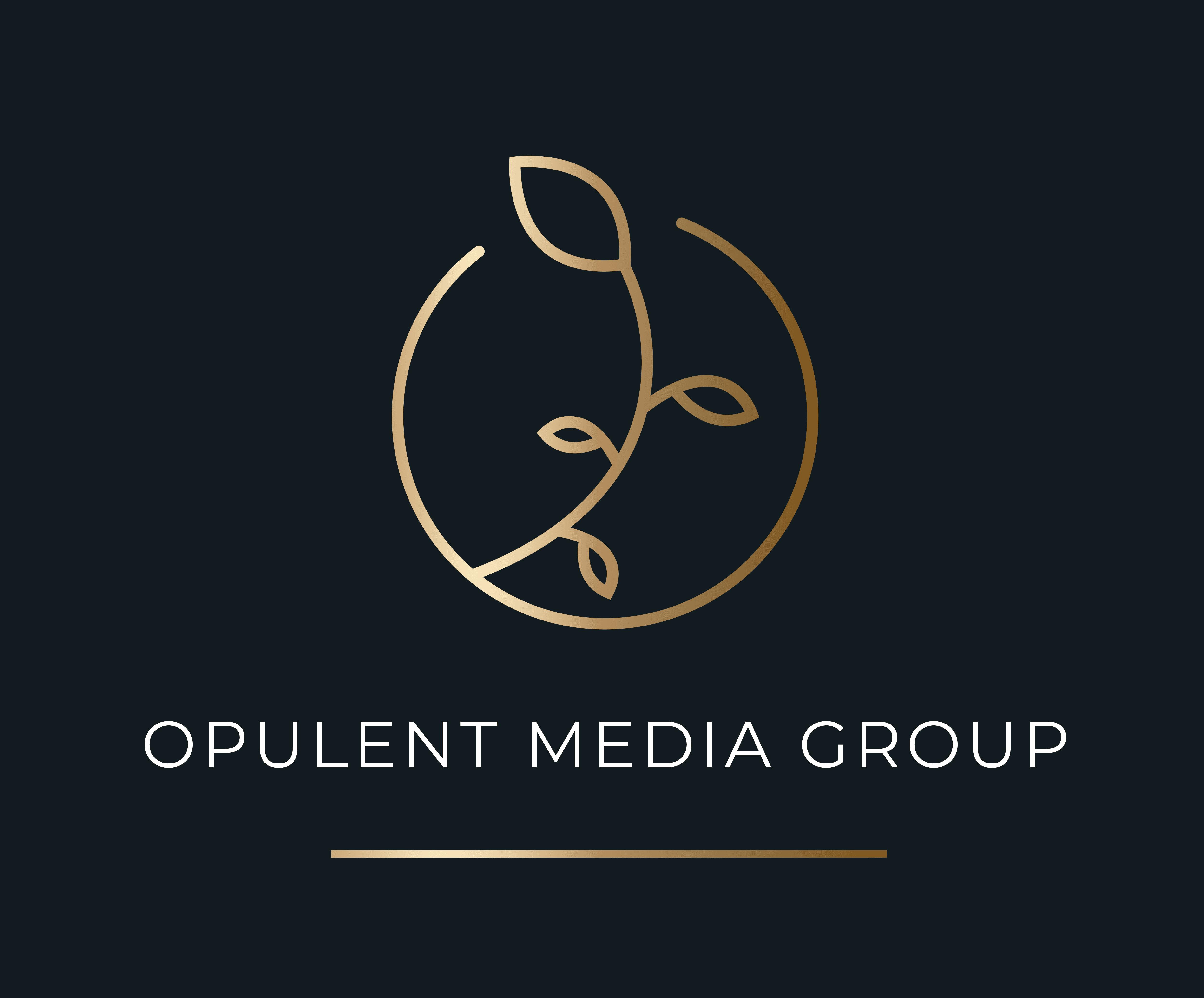 Opulent Logo Dark